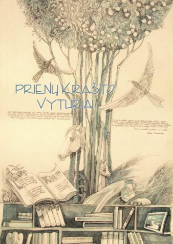 Prienų rajono mokinių kūrybos almanachas. Penkioliktoji knyga. 2016 m.