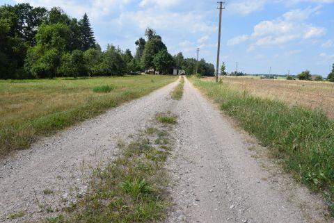 Kelias į rašytojo Vytauto Bubnio Tėviškę